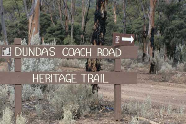 norseman dundas coach road heritage trail norseman great western motel